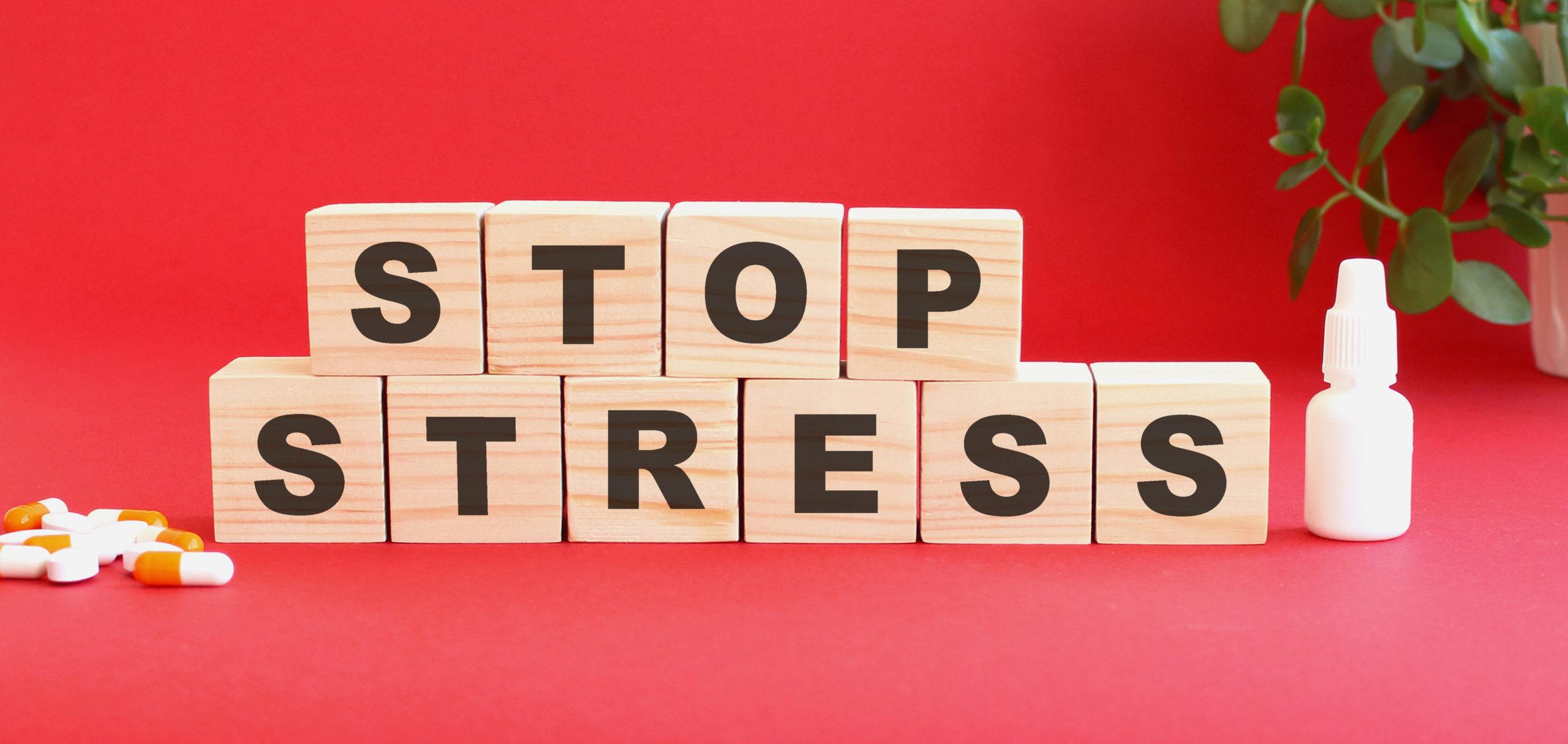 Finilestress!  Maitrisez et gérez votre stress